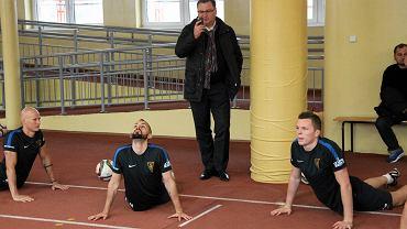 Trener Pogoni Szczecin, Czesław Michniewicz jest zadowolony z postawy Ismaela Traore