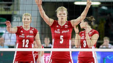 Izabela Kowalińska, Agnieszka Kąkolewska i Katarzyna Zaroślińska