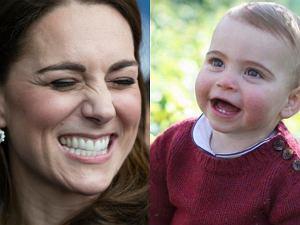 Księżna Kate, księże Louis