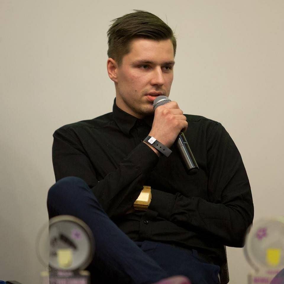 Tomasz Nowakowski z agencji TBA Music / materiały prasowe