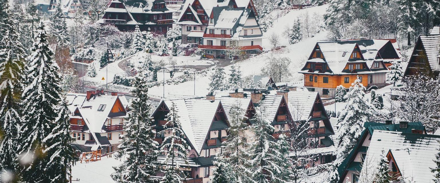 Domy w Zakopanem (zdjęcie ilustracyjne) (Fot. Shutterstock.com)