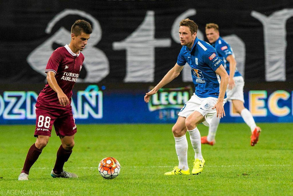 Lech Poznań - FK Sarajevo 1:0
