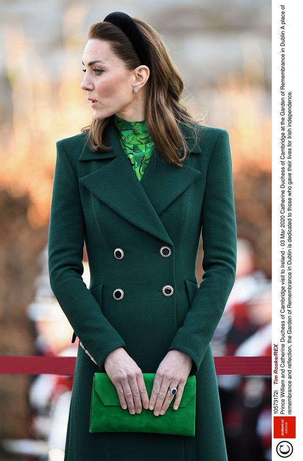 Księżna Kate w Irlandii