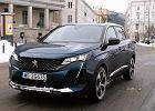 W Studiu Biznes testujemy największego SUV-a Peugeota. Co zmieniło się w 5008?