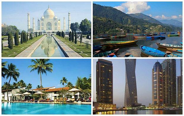 Pomysł na wakacje - wycieczki do Azji