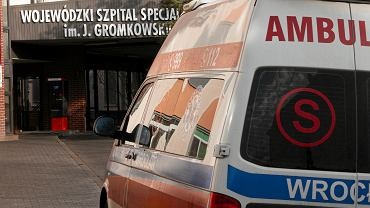 Mali pacjenci z pawilonu pediatrycznego przy szpitali na Koszarowej muszą opuścić budynek. Potrzeba nowych miejsc dla chorych na koronawirusa.