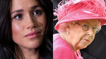 """Wczoraj Meghan Markle """"zniknęła"""" z oficjalnej strony rodziny królewskiej"""