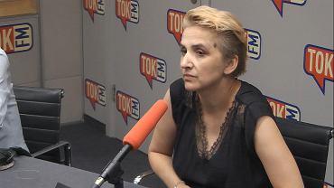 Joanna Scheuring-Wielgus w TOK FM