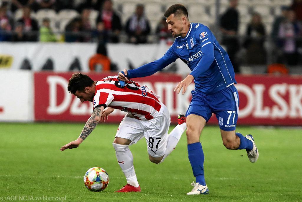 Piotr Tomasik rozegrał 24 mecze w Lechu Poznań
