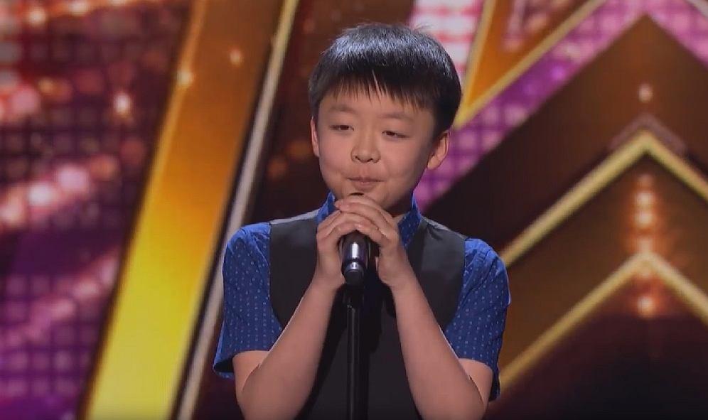 13- letni Jeffrey zachwycił coverem Whitney Houston