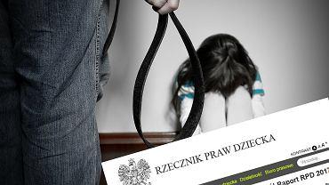 Akceptacja przemocy wobec dzieci wśród Polaków jest nadal wysoka.