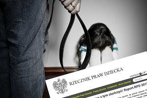 Klaps to najlepsza metoda wychowawcza? Rzecznik Praw Dziecka: jedna trzecia Polaków akceptuje bicie dzieci