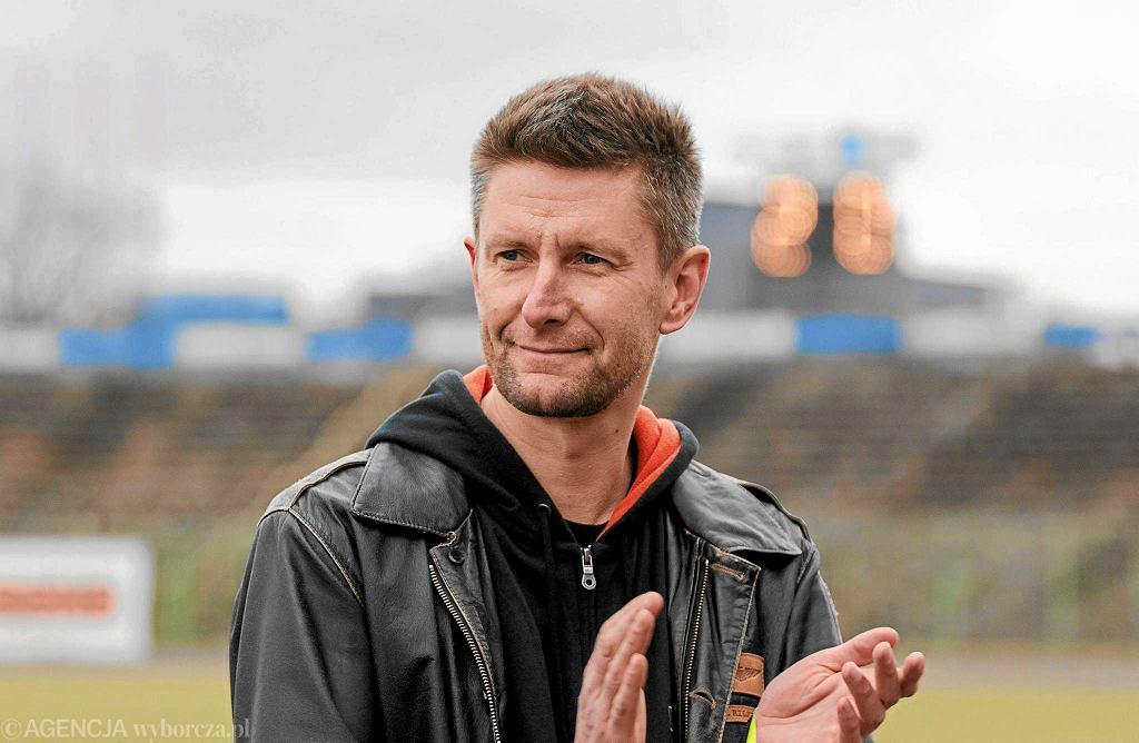 Mariusz Borkowski, prezes Stomilu Olsztyn
