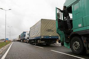 Odblokowany transport ciężarowy z Rosją