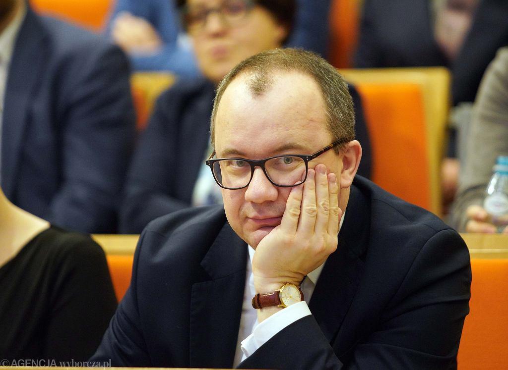 Trybunał Konstytucyjny znów odwołuje rozprawę w sprawie Rzecznika Praw Obywatelskich Adama Bodnara