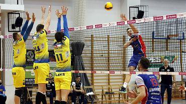Olimpia Sulęcin w sezonie 2020/21 w siatkarskiej Tauron 1. Lidze