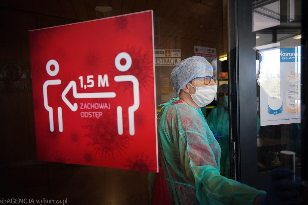 Rehabilitują pacjentów po COVID-19. Do sierpnia 2022 wszystkie miejsca już zajęte