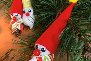 Zrób to razem z dzieckiem: świąteczne krasnale