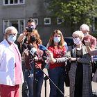 Szpital w Szczecinie zastosował eksperymentalną metodę i uratował ciężko chorą na COVID-19 pacjentkę