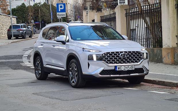 Opinie Moto.pl: Hyundai Santa Fe Hybrid. Zagrajmy to jeszcze raz