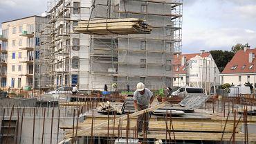 Budowa osiedla w Szczecinie