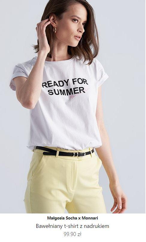 koszulka Monnari