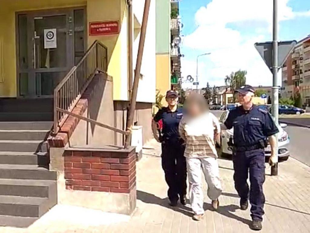 Właścicielka firmy z Nowego Tomyśla zatrzymana przez policję