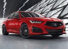 Nowa Acura TLX. Amerykańska Honda Accord zachwyca wyglądem i parametrami