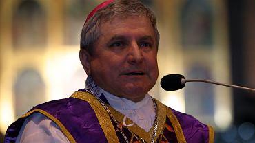 Edward Janiak opuścił diecezję kaliską. Wcześniej złamał nakaz Watykanu