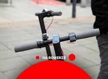 Hulajnogi elektryczne będą jak rowery. Jest nowy projekt. UTO znikną z chodników, ale nie całkiem