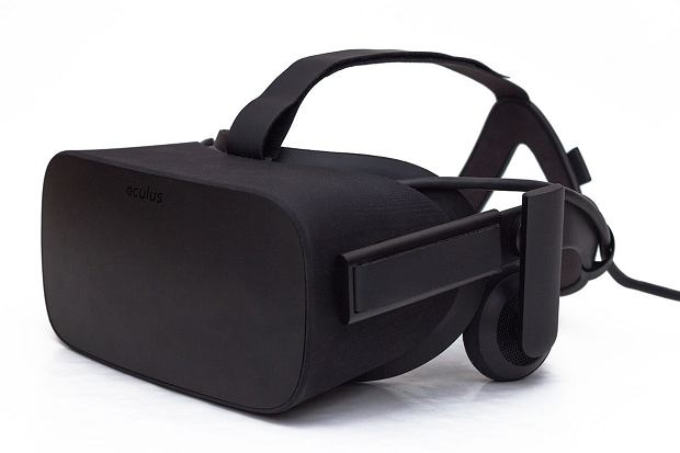 Okulary VR do komputera - Oculus Rift
