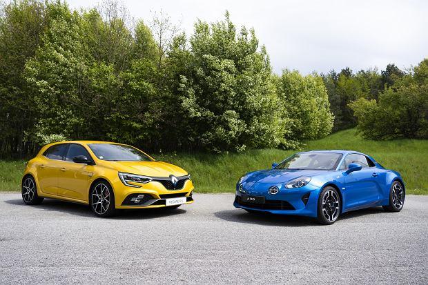 Koniec Renault Sport i aut spalinowych. Teraz będą elektryczne Alpine. Trzysta A110 Legende GT na pożegnanie