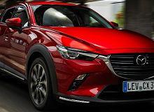 Opinie Moto.pl: Mazda CX-3 - po co ci te wszystkie centymetry i litry?