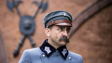 Plan filmowy filmu 'Piłsudski' w reżyserii Michała Rosy