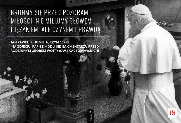 Jan Paweł Ii 40 Rocznica Pontyfikatu Papieża Oto 10