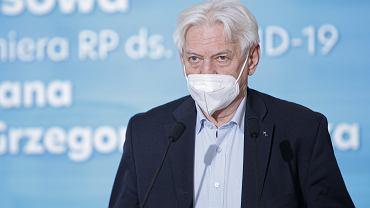 Profesor Andrzej Horban o zniesieniu stanu epidemii w Polsce