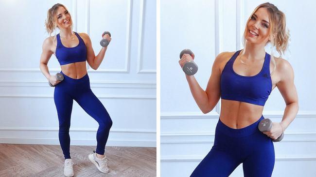 Jedno ćwiczenie na górne partie ciała