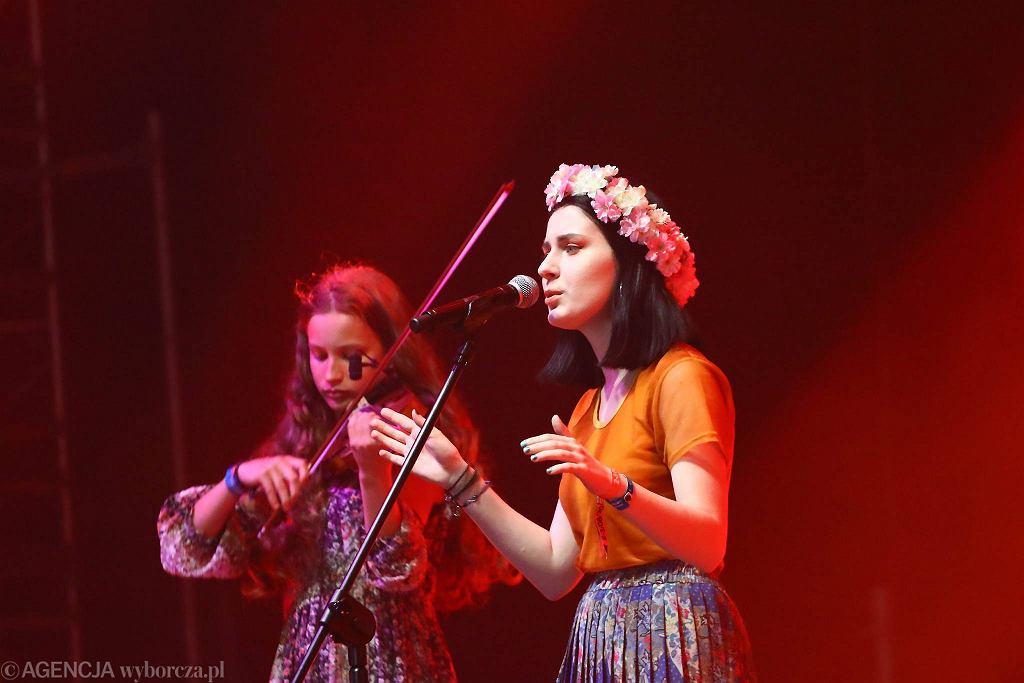 Lor na Orange Warsaw Festival / FRANCISZEK MAZUR