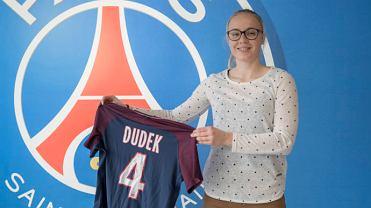 Paulina Dudek podpisała kontrakt z PSG