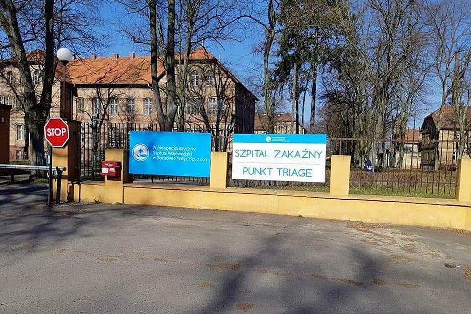 Szpital Zakaźny w Gorzowie