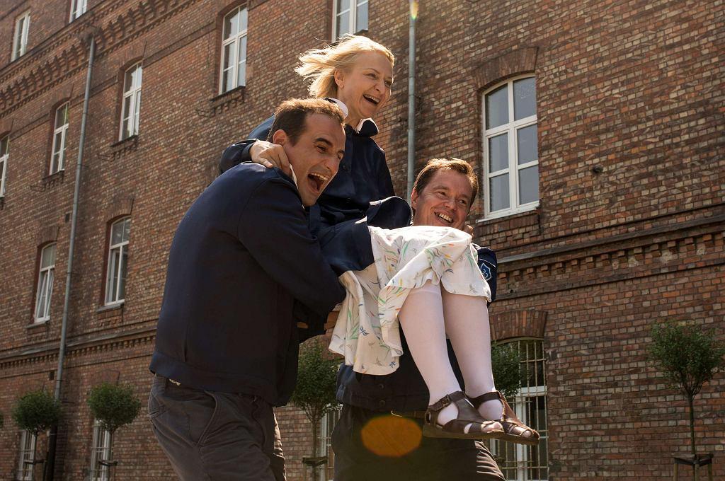 Michał Koterski w filmie '7 uczuć', reż. Marek Koterski