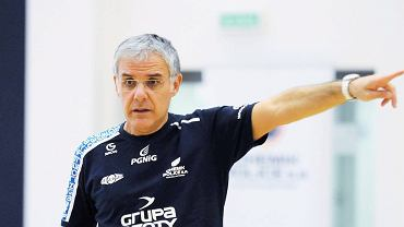Giuseppe Cuccarini - trener Chemika Police