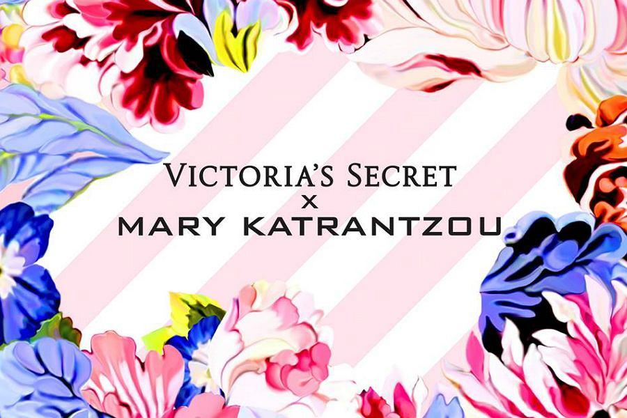 Victoria's Secret x Mary Katrantzou