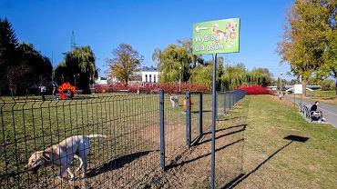 Psi park na Bulwarach