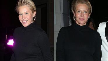 Katarzyna Warnke na salonach