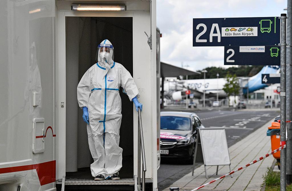 Koronawirus. Wzrosty zachorowań w Niemczech i Hiszpanii