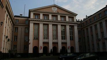 Główna siedziba NIK w Warszawie