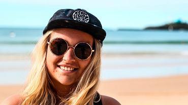 czapka na lato dla kobiet