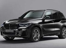 Opancerzone BMW X5 przetrwa ostrzał z karabinu, wybuch bomby i ma nawet... domofon!