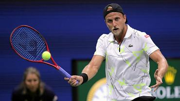Kontrowersje na Australian Open.  Tenisista został usunięty z drabinki mimo wygranej